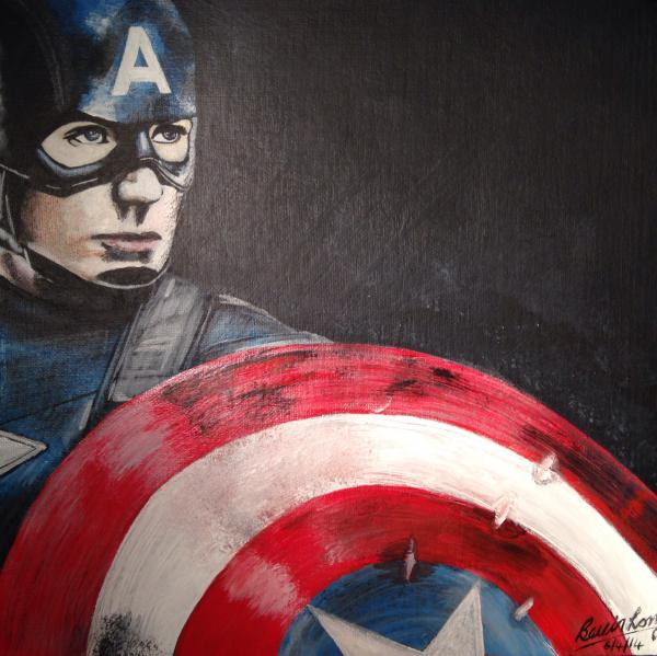 Captain America by KLARTWORK
